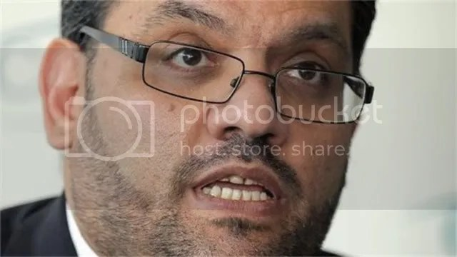 Anas Al Abdeh -- chairman, Movement for Justice and Development