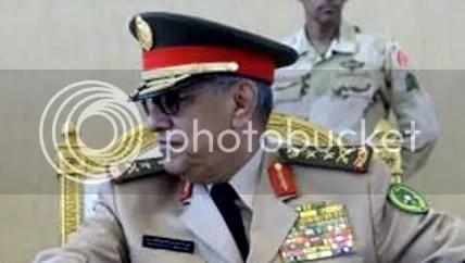Field Marshall Saleh Al-Muhaya CGS