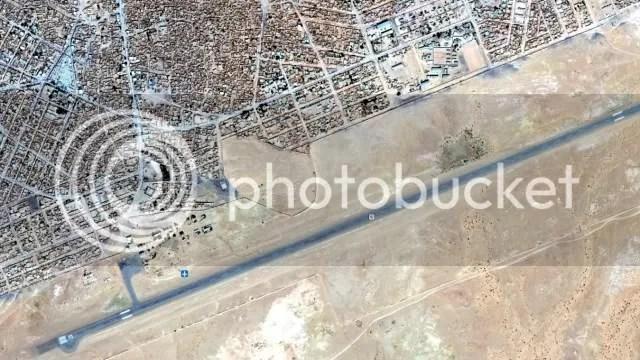 Agadez Niger Airport AGY