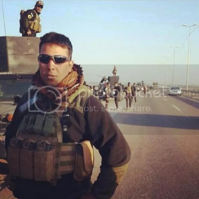 Iraqi special operations forces (ISOF) in al-Baghdadi, western Anbar uploaded 2:08 ET February 23 2015