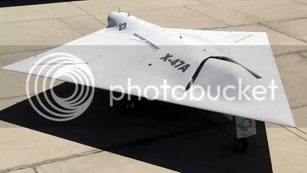 UAV X-47