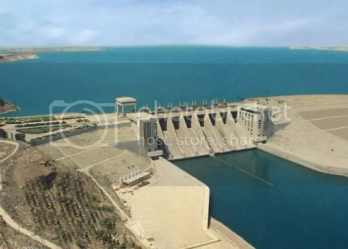 thousands of troops from the Democratic Forces of Syria had brought the Tabqa  dam, 22 km (15 miles) upstream from Raqqa, under their control