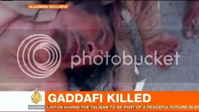 Muammar Gaddafi dead in Sirte