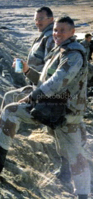 M/Sgt Greg Gillispie USMC