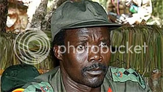 Joseph Kony,   Lord's Resistance Army
