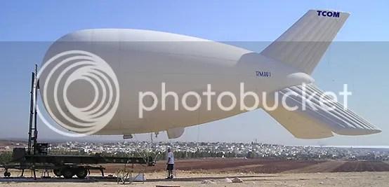 aerostat 17M - TCOM