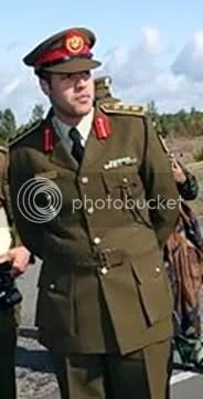 Lt. Col Mutassim Qadaffi
