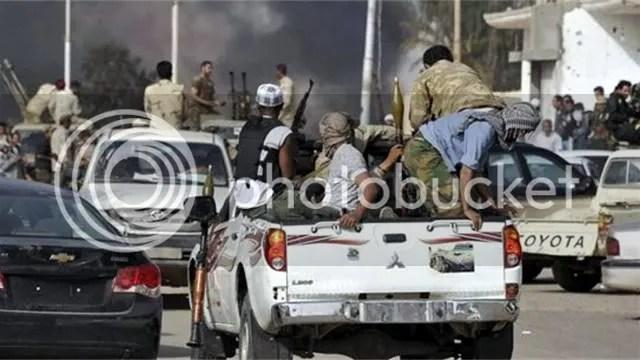 Fighting in Sabha Libya March 29