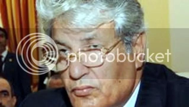 Chief of Staff of the Libyan rebels, Gen Abdelfatah Younis