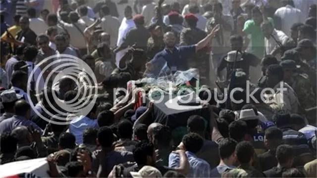 Abdel Fattah Younis Funeral