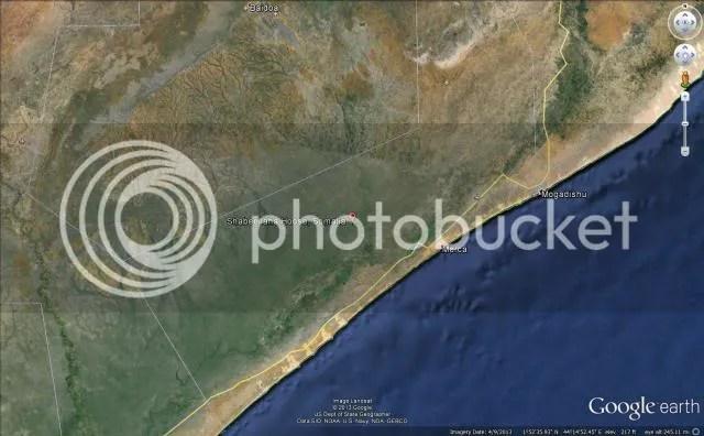 Lower Shabele, Somalia