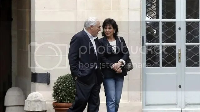 DSK in Paris