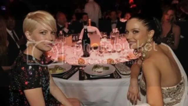 Michelle Williams and Georgina Chapman: Georgina is married to Harvey Weinstein who have two children – four-year-old daughter India and almost-two-year-old son Dashiell .