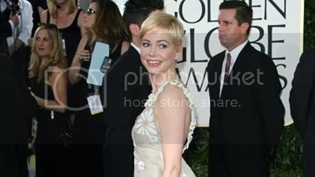 Michelle Williams, Golden Globes