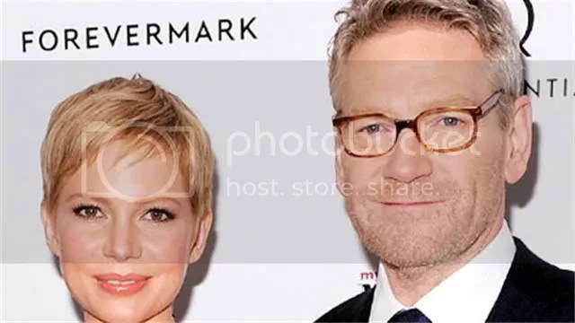 Oscar nominated Michelle Williams and Kenneth Branagh