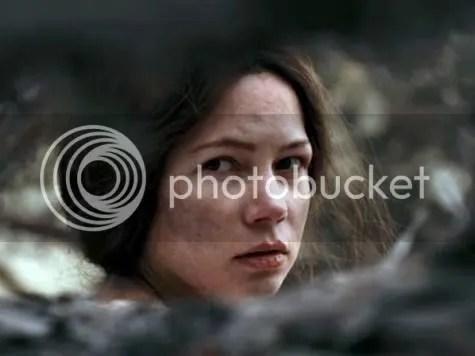 Michelle Williams in Meek's Cutoff 2011