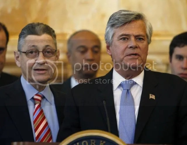 Sheldon Silver, the former speaker of the State Assembly and State Senator Dean G. Skelos of Long Island, the former Republican leader in the Senate