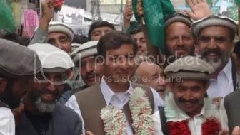 Shahzada Iftikharuddin, present MNA Chitral, son of Shahzada Muhiuddin, great-grand son of Mehtar Shuja-ul-Mulk.