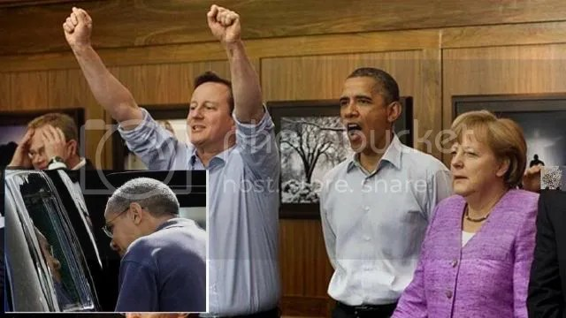 Only PM Cameron can see the TV soccer final