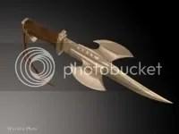 Rambo III Knife Wingblade Protoype