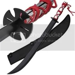 One Piece Anime Replica Sword