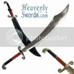 Persian Warrior Scimitar