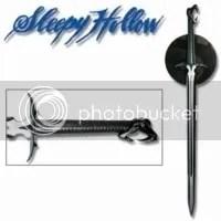 Sword of the Headless Horseman