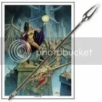 Sonyas Revenge Spear