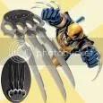 Anderson Cutlery - Pantera Claw