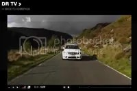 V8 Saloons video