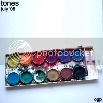 OGP - Tones [July '08 Mix]