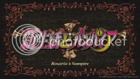 Rosario to Vampire