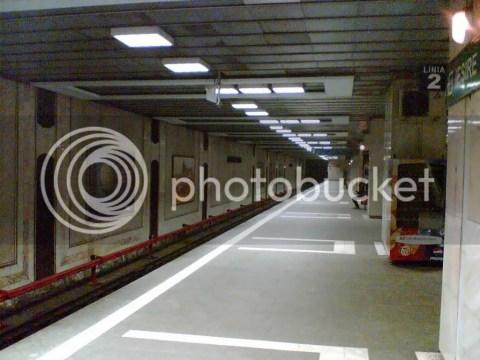metrou pustiu