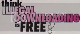 illegal downloads