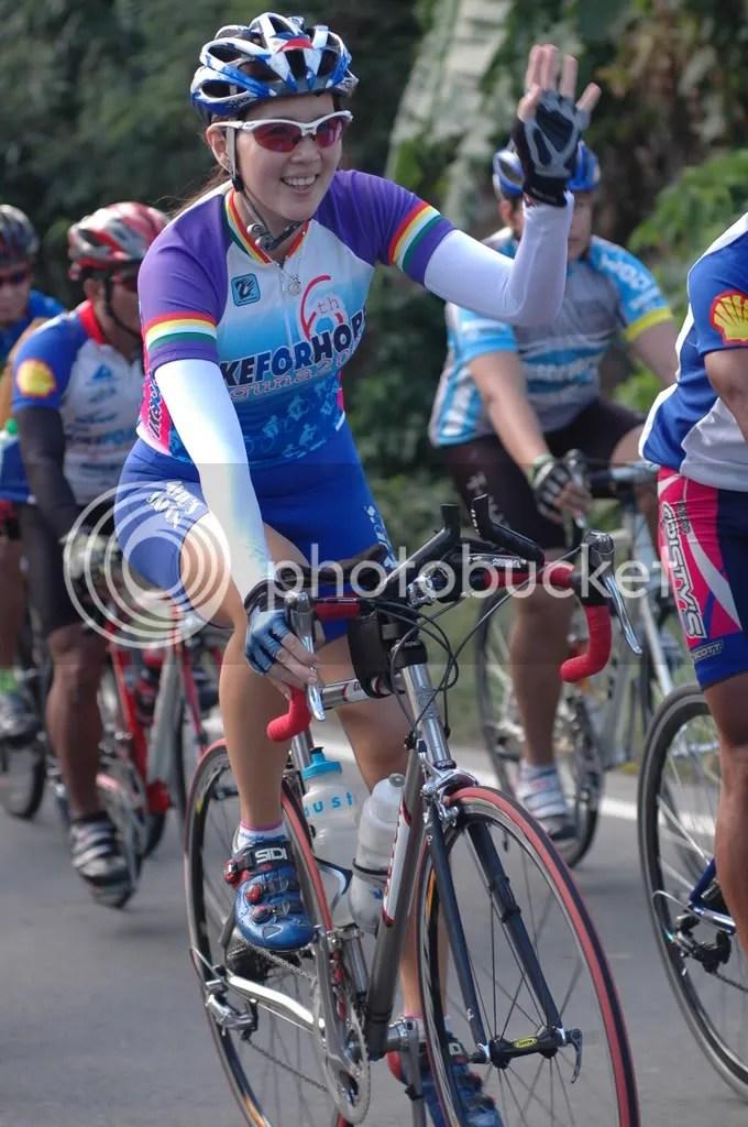 Pia Bike For Hope