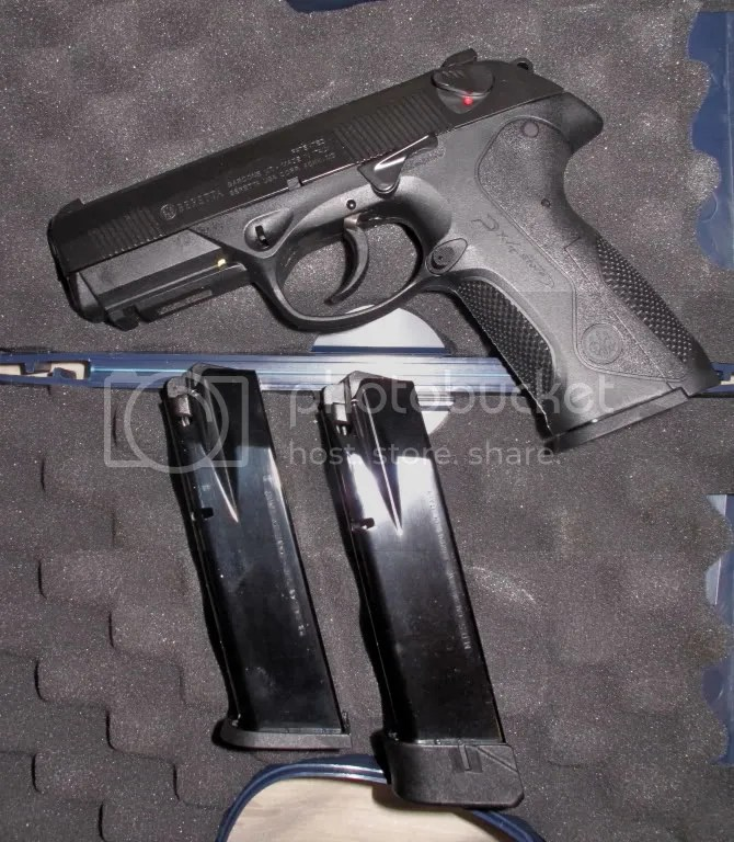 Do You Have A Beretta PX4 Storm The Firing