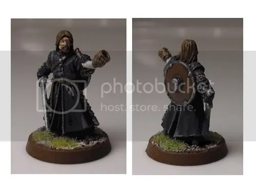 Fellowship Boromir
