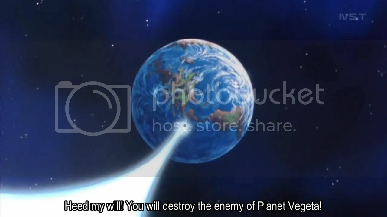 Planet Earth...