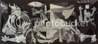 El cuadro de Guernica de Pablo Picasso