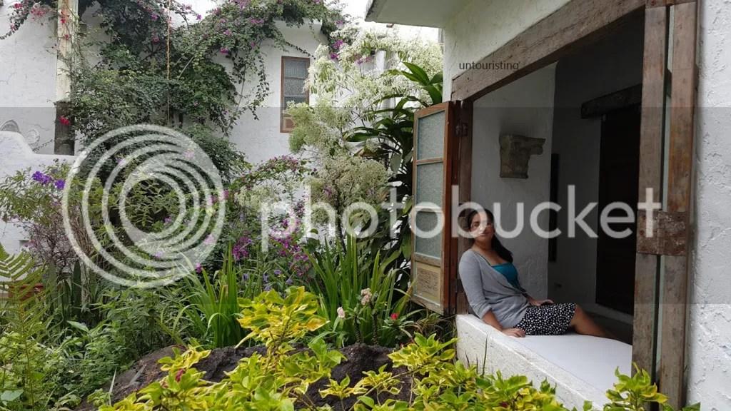 Pinto Art Museum garden