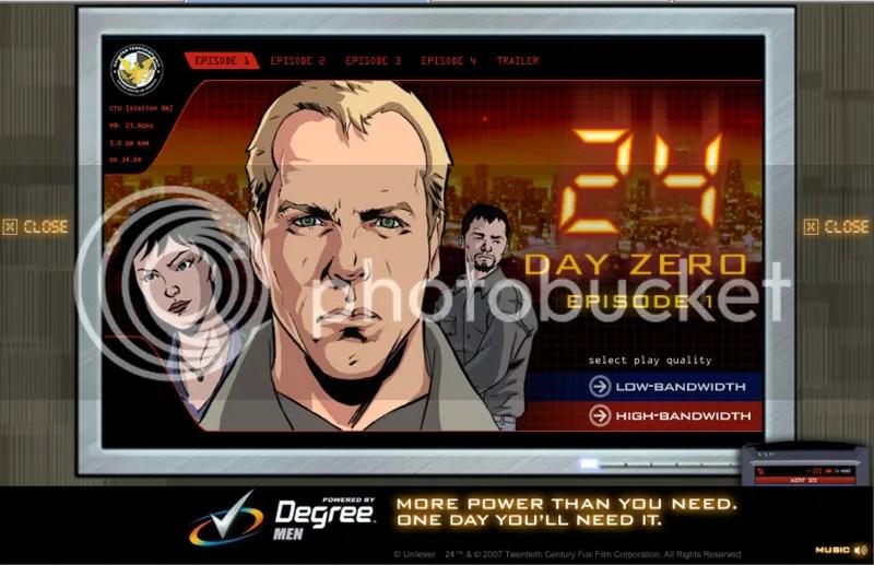 24 zero day flash
