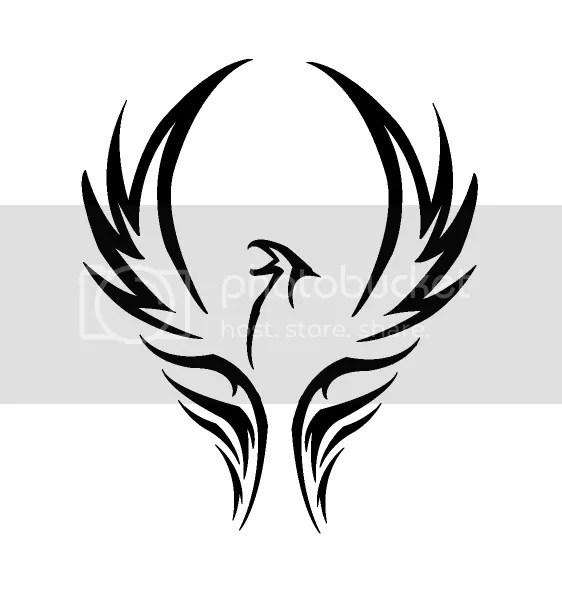 Tribal_Phoenix.png Tattoo