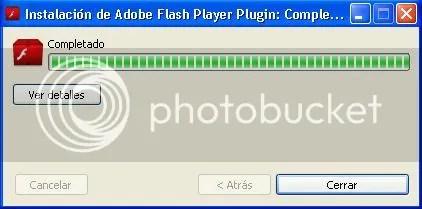 repair flash player