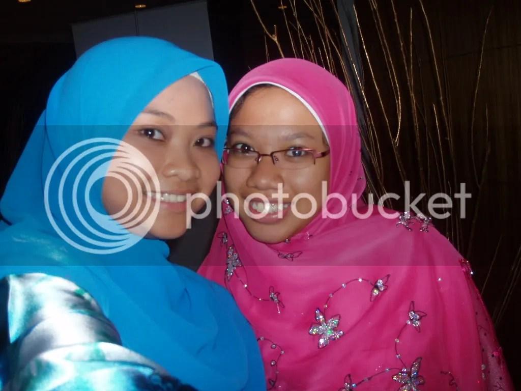 With Siti Tun Fatimah