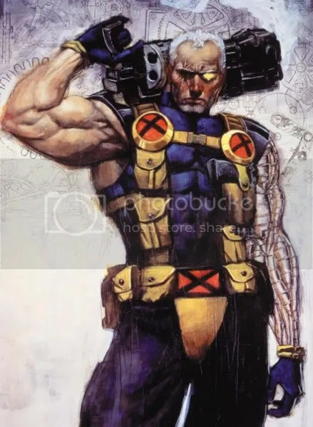 X-MEN_CABLE.jpg X-MEN - CABLE image by X-Man7744