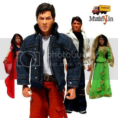 Bollywood merchandise dolls toys