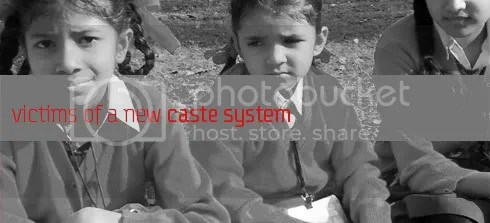 New caste system