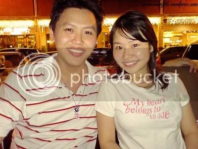 KK and Sheau Huey