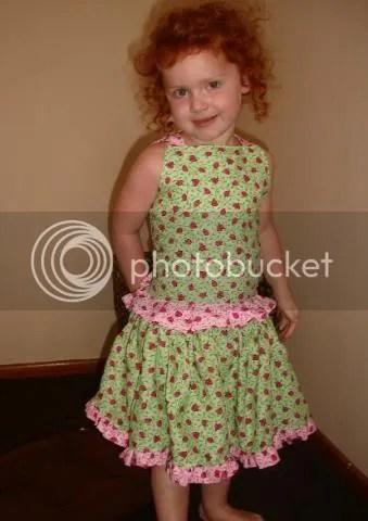 Izzy summer dress