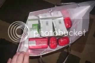 bag a soap
